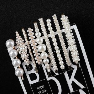 Accessories - New Style Full Pearl Hair Clip for Women